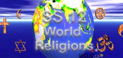 SS 12 - Comparative World Religions
