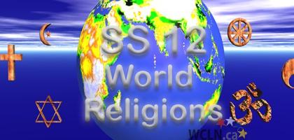 Comparative World Religions 12 Heritage