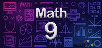 Math 9 2021 A