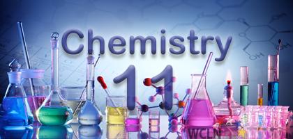 Chemistry 11 2021