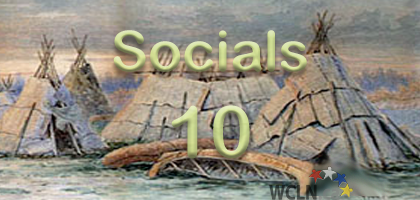 Social Studies 10 SPIDER 2021