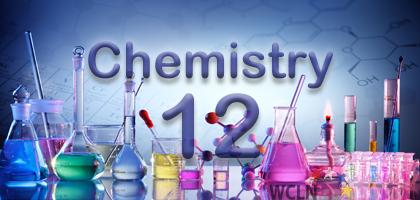 Chemistry 12 SPIDER 2021