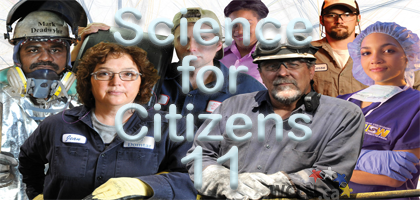 Science for Citizens 11 SPIDER 2021