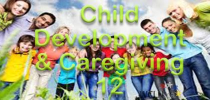 Child Dev & Caregiving 12 Heritage 2021
