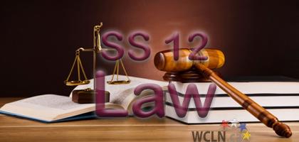 SS12 - Law Studies SPIDER 2021