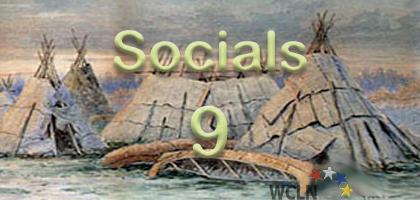 Social Studies 09 FLEX 2021